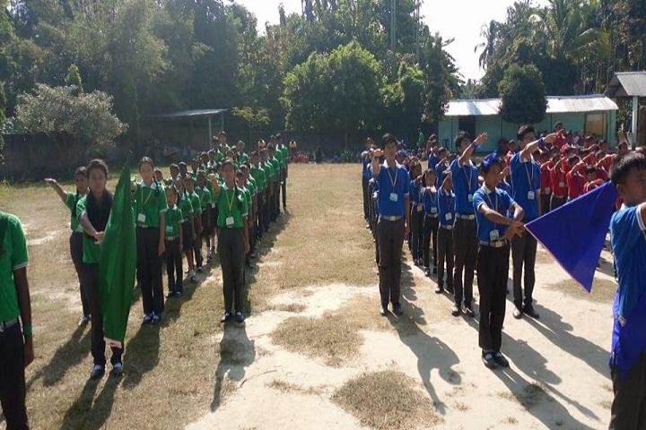 Radiance School-Sports Meet