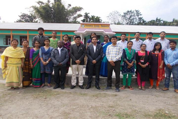 Radiance School-Staff