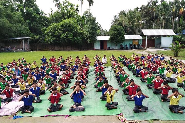 Radiance School-Yoga