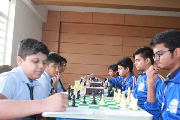 Royal global school- Chess Championship