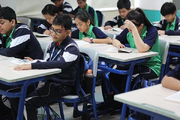 Royal global school- Classroom