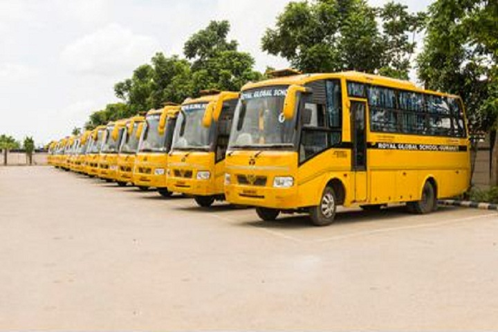 Royal global school-Transport