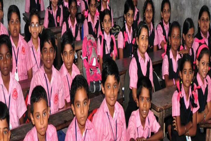 Sree Bhuvaneswari English Medium High School-ClassRoom