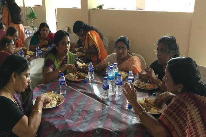 Sree Bhuvaneswari English Medium High School-Food Festival