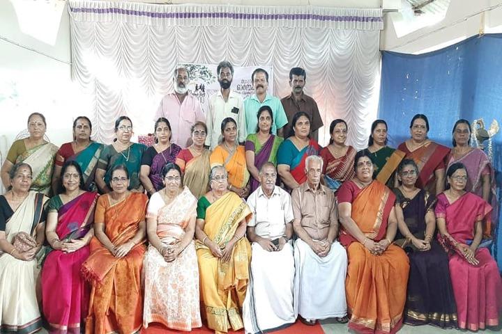 Sree Bhuvaneswari English Medium High School-Grand Parents Day