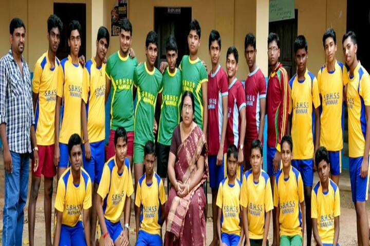 Sree Bhuvaneswari English Medium High School-Sports