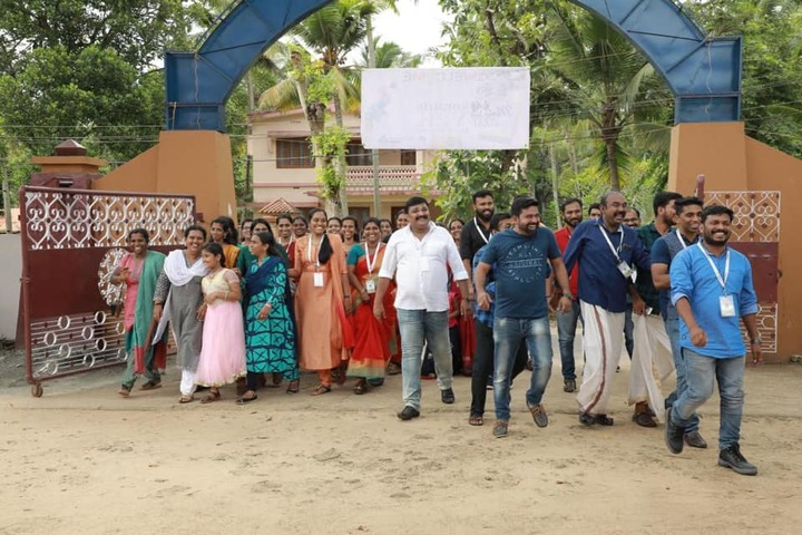 Sree Bhuvaneswari English Medium High School-Teachers Day