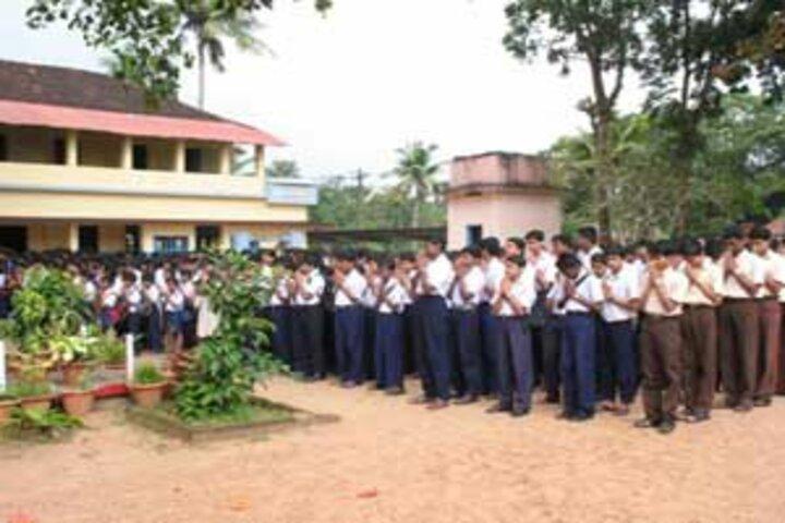 Sree Bhuvaneswari English Medium High School-Trip