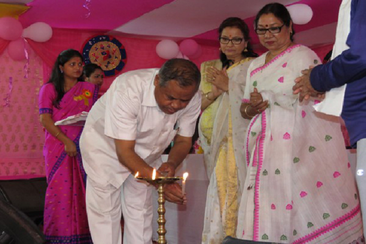 Sai Rns Academy-Foundation Day