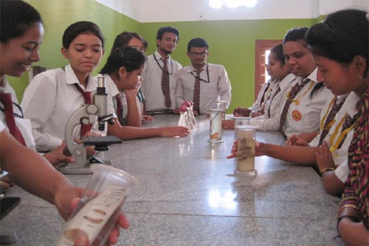 Sai Rns Academy- Biology Lab