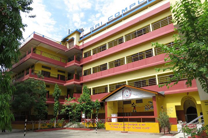 Sai Rns Academy- Campus