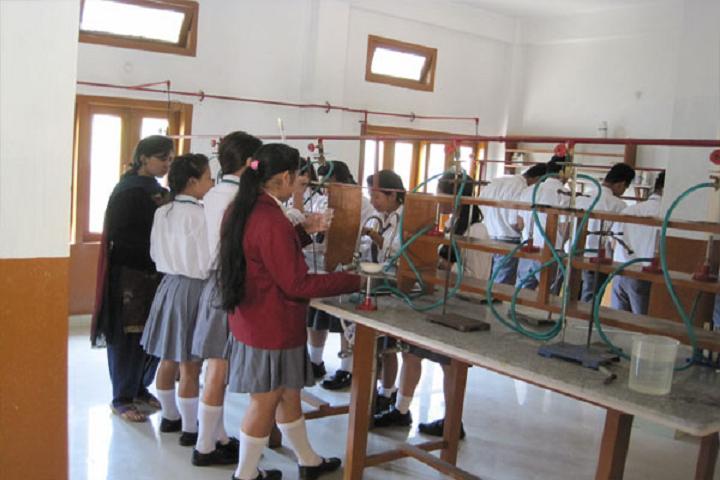 Sai Rns Academy- Chemistry Lab