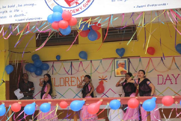Sai Rns Academy- Childrens Day Celebrations