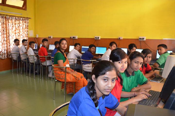 Sai Rns Academy- Computer Lab