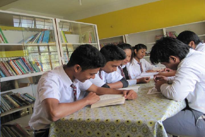 Sai Rns Academy- Library