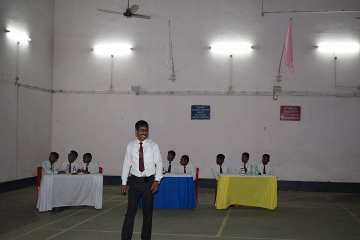 Sainik School- Inter House Quiz