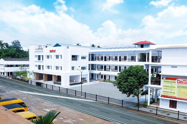 Sree Narayana Guru Memorial Central School-Campus
