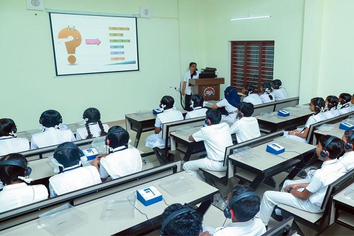 Sree Narayana Guru Memorial Central School-Class