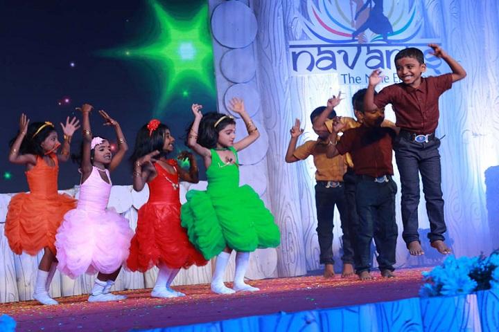 Sree Narayana Guru Memorial Central School-Farewell