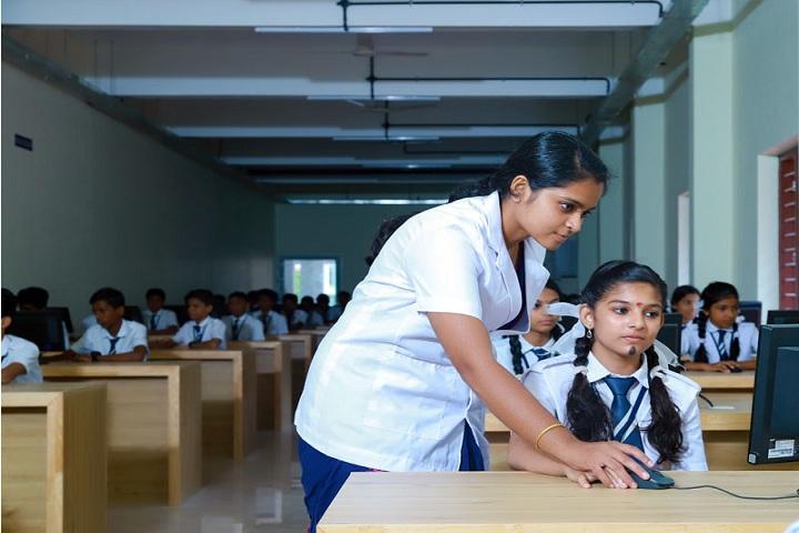 Sree Narayana Guru Memorial Central School-IT-Lab