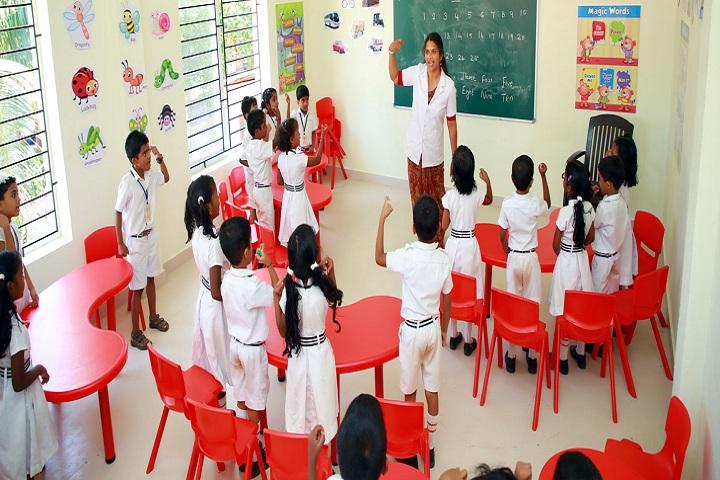 Sree Narayana Guru Memorial Central School-Kids Class