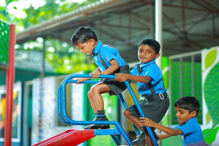 Sree Narayana Guru Memorial Central School-Kindergarden