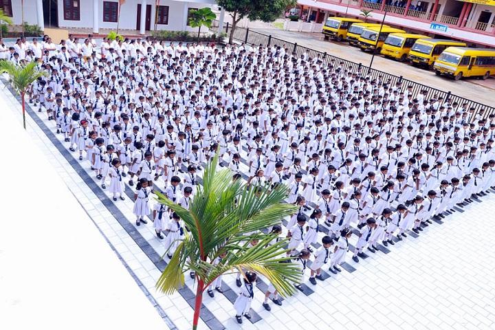 Sree Narayana Guru Memorial Central School-Prayer Hall