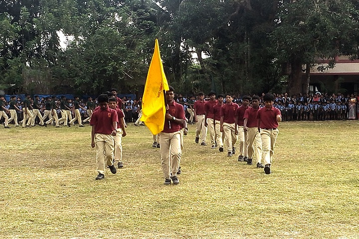 Sree Narayana Guru Memorial Central School-Sports Meet