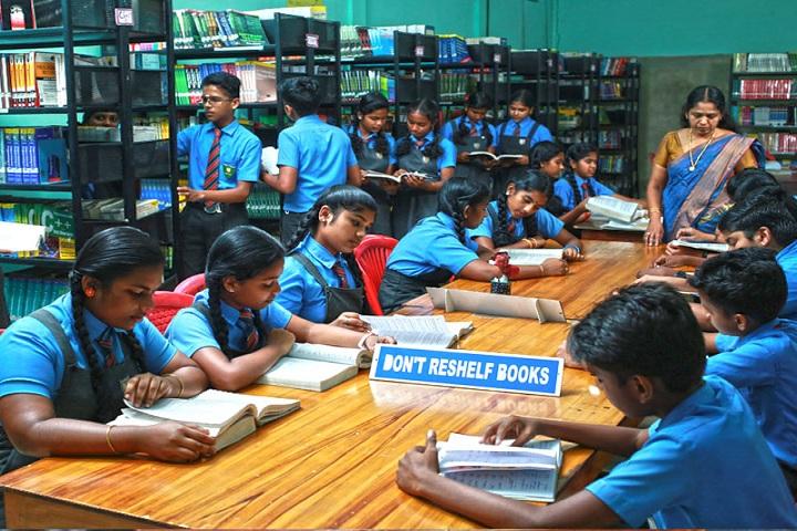 Sree Narayana Guru Memorial Central School-Study Room