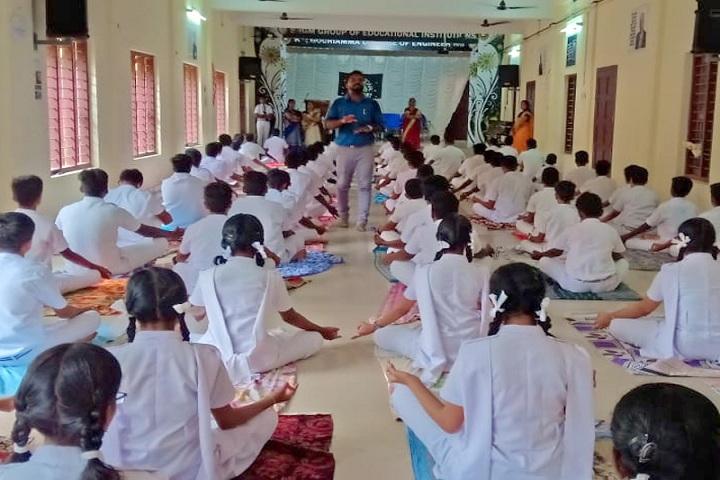 Sree Narayana Guru Memorial Central School-Yoga