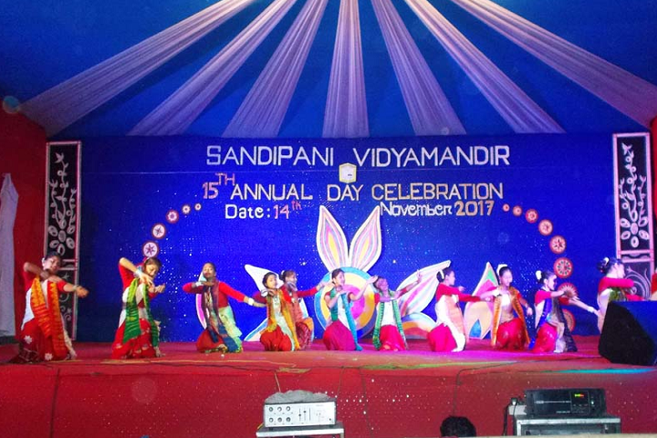 Sandipani vidya mandir- Annual Day Celebrations