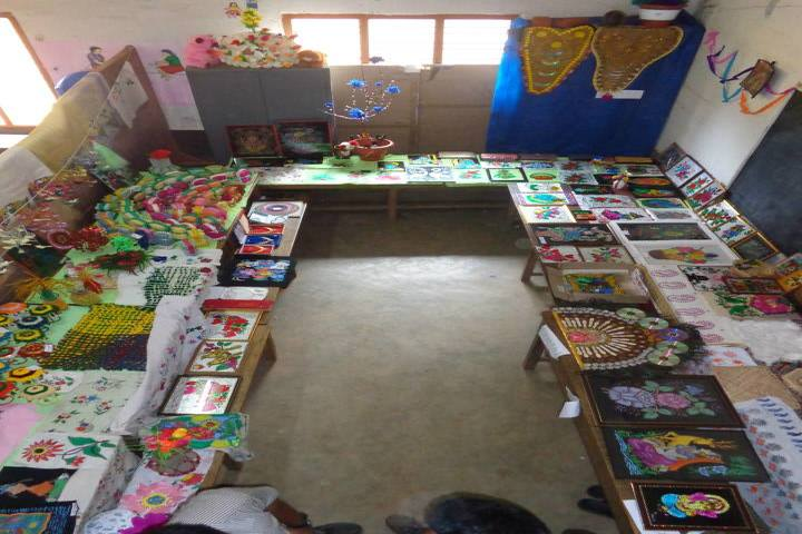Sreekrishnapuram Central School-Art