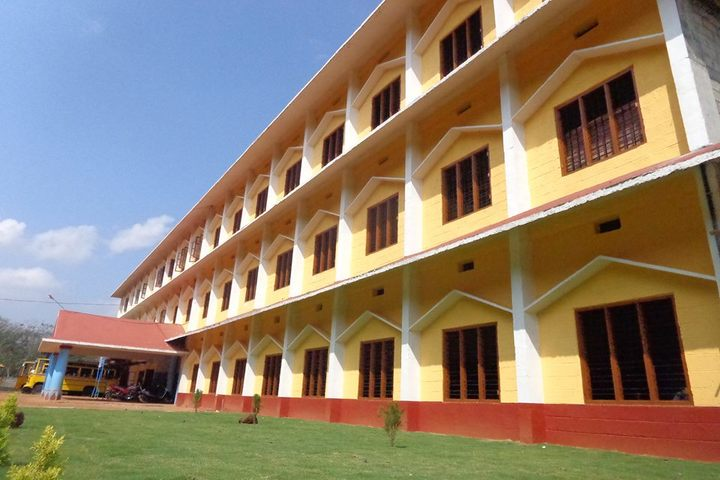 Sreekrishnapuram Central School-Campus View