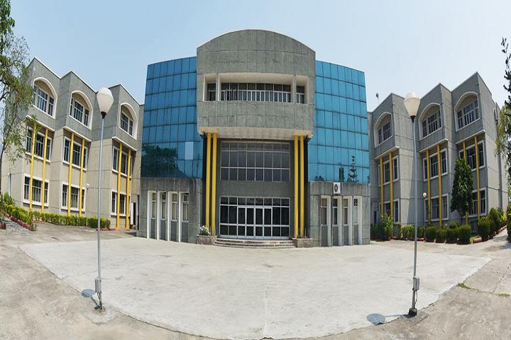 Sarala Birla Gyan Jyoti-Campus