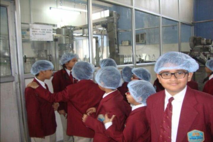 Sarala Birla Gyan Jyoti-Industrial Visit