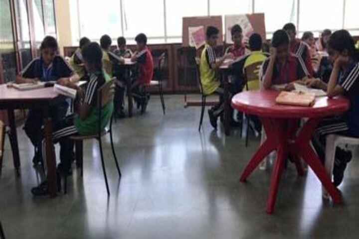 Sarala Birla Gyan Jyoti-Library