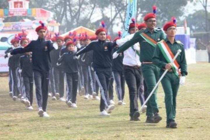 Sarala Birla Gyan Jyoti-Sports Meet
