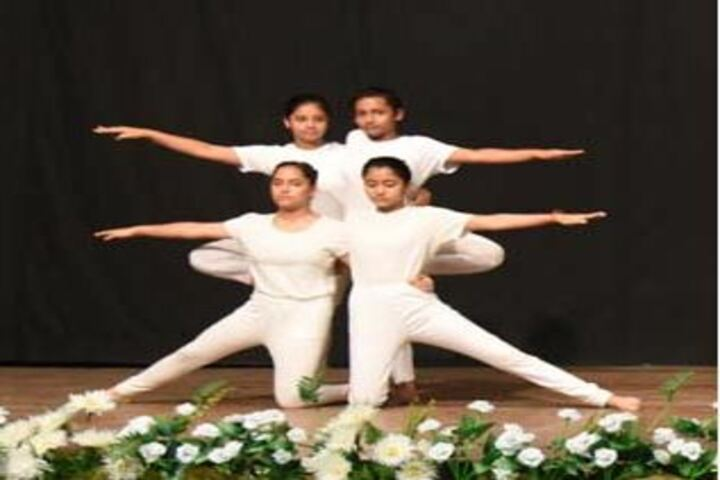Sarala Birla Gyan Jyoti-Yoga