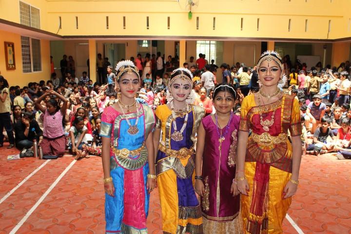 Sri Sri Ravishankar Vidya Mandir annual day