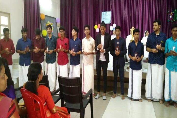 St Anns English Medium School-Farewell Celebrations