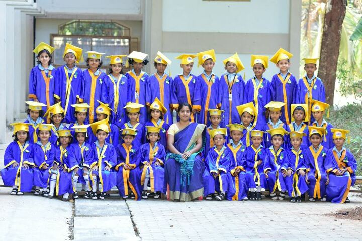 St Anns English Medium School-Graduation Day