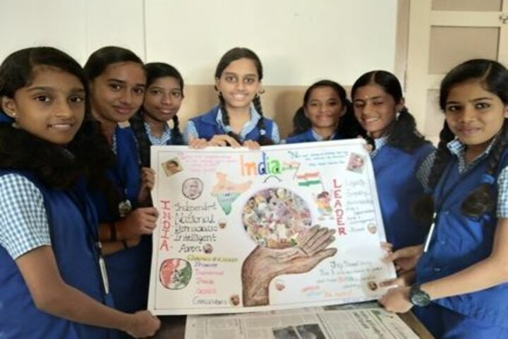 St Anns English Medium School-Literacy Day