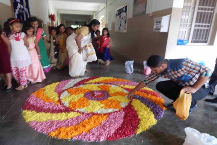 St Anns English Medium School-Onam Celebrations