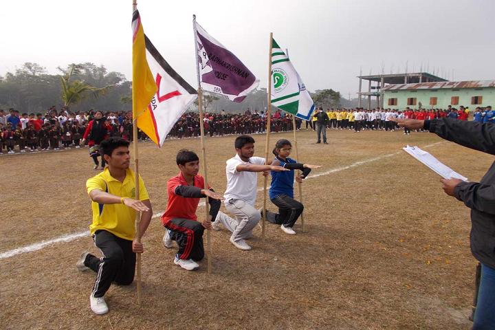 S E R S Public School-Annual Sports Meet