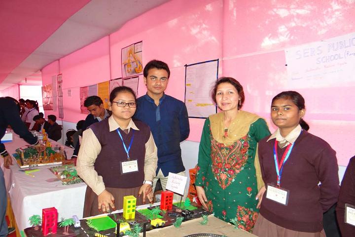 S E R S Public School-Exhibition