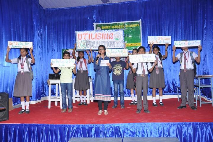 Shree Agrasen Academy-Activity