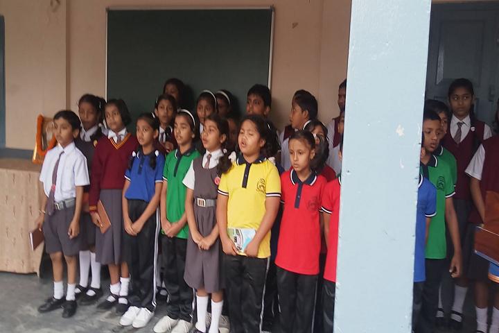 Shree Agrasen Academy-Rabindra Jayanthi Celebrations
