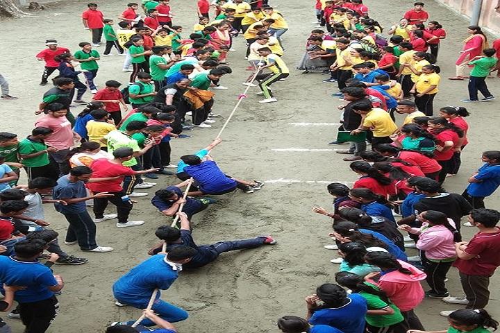 Shree Agrasen Academy-Sports