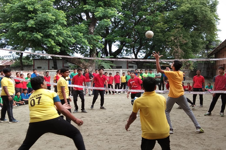 Shree Agrasen Academy-Vollyball