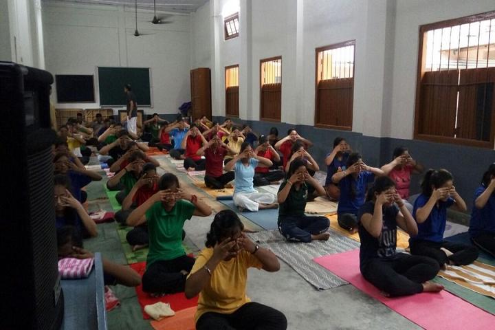 Shree Agrasen Academy-Yoga